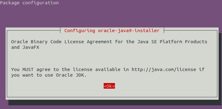 install maven ubuntu xenial